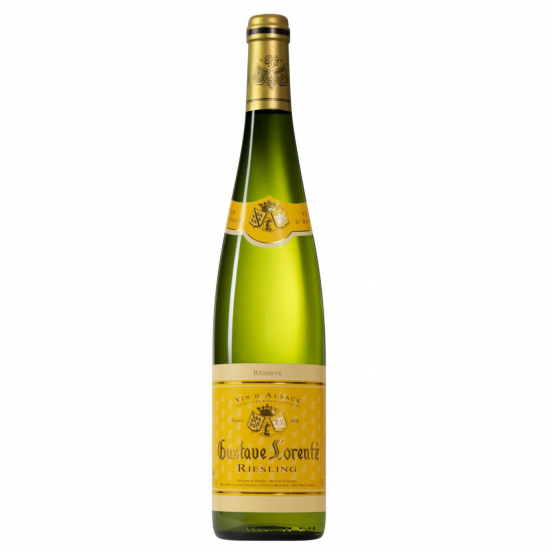 Gustave Lorentz Riesling Reserve White 2018