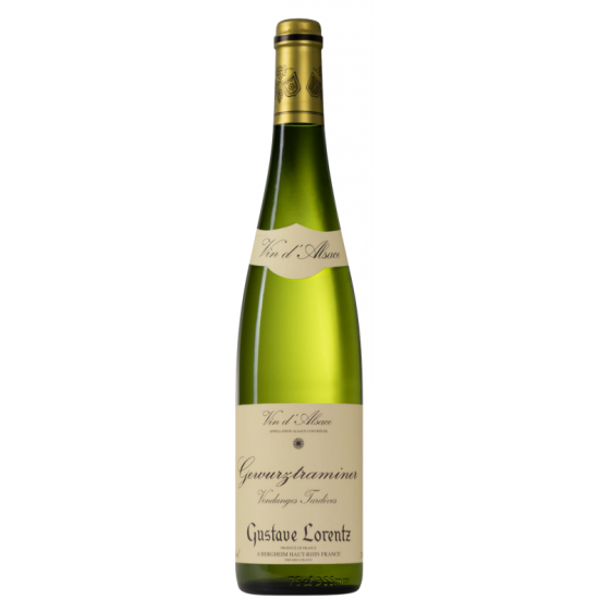 Gewurztraminer Vendanges Tardives (late harvest) Alsace Grand Cru Altenberg de Bergheim Sweet 2007 (500ml)