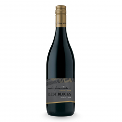 Miles from Nowhere Best Blocks Shiraz 2018
