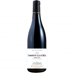 Chambertin-Clos de Beze Grand Cru Red