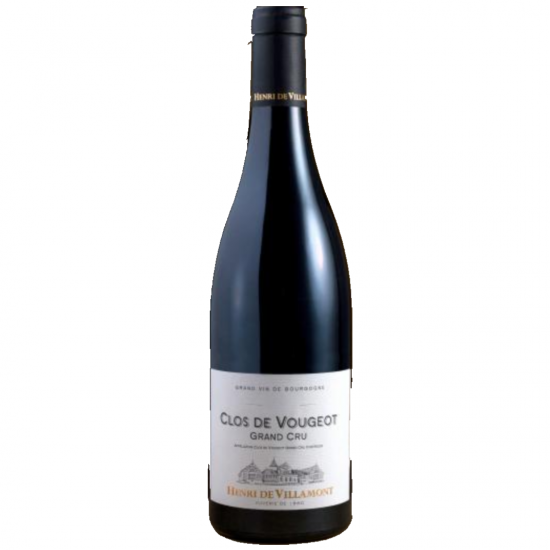 Clos de Vougeot Grand Cru Red 2015