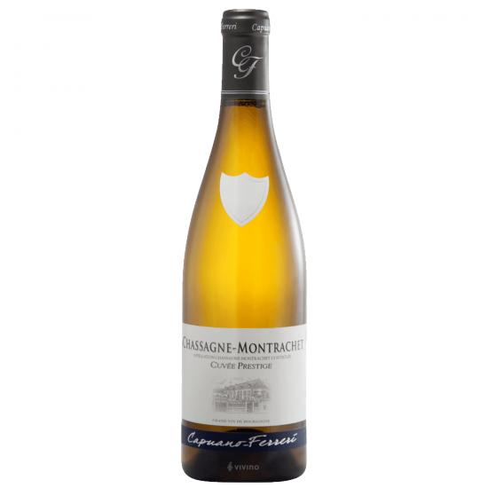 Chassagne Montrachet Cuvee Prestige Domaine Capuano-Ferreri 2014