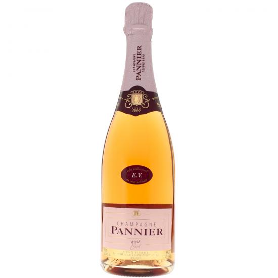 Champagne Pannier Brut Rose 37.5cl NV