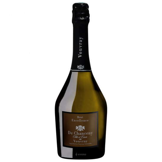 Vouvray Mousseux De Chanceny Excellence Brut 2015
