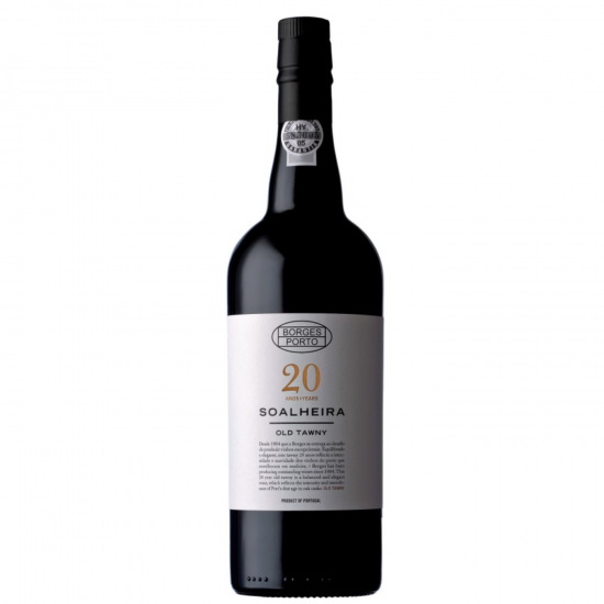 Borges Soalheira 20 Years Old Tawny Port NV