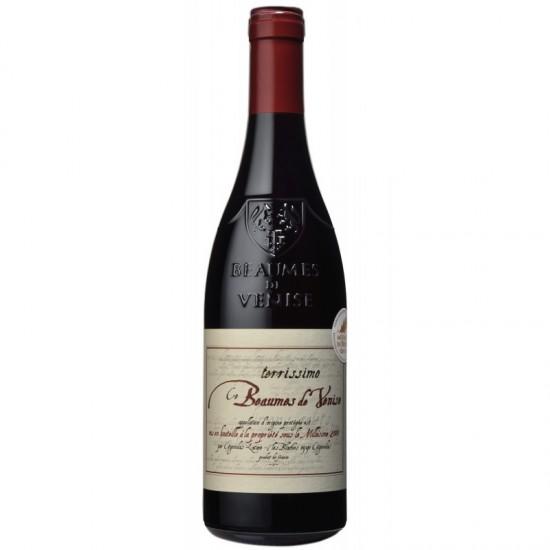 """Beaumes de Venise """"Terrissimo"""" Gigondas La Cave Rouge 150 cl"""